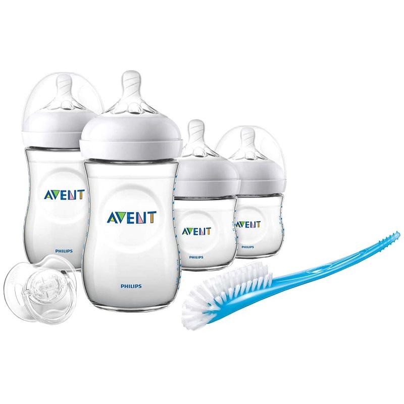 Set complet biberoane pentru nou nascuti ultra soft, Philips Avent imagine produs 2021