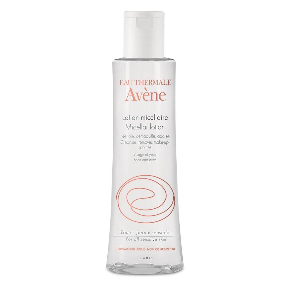 Lotiune micelara pentru piele sensibila, 200 ml, Avene Essentials drmax.ro
