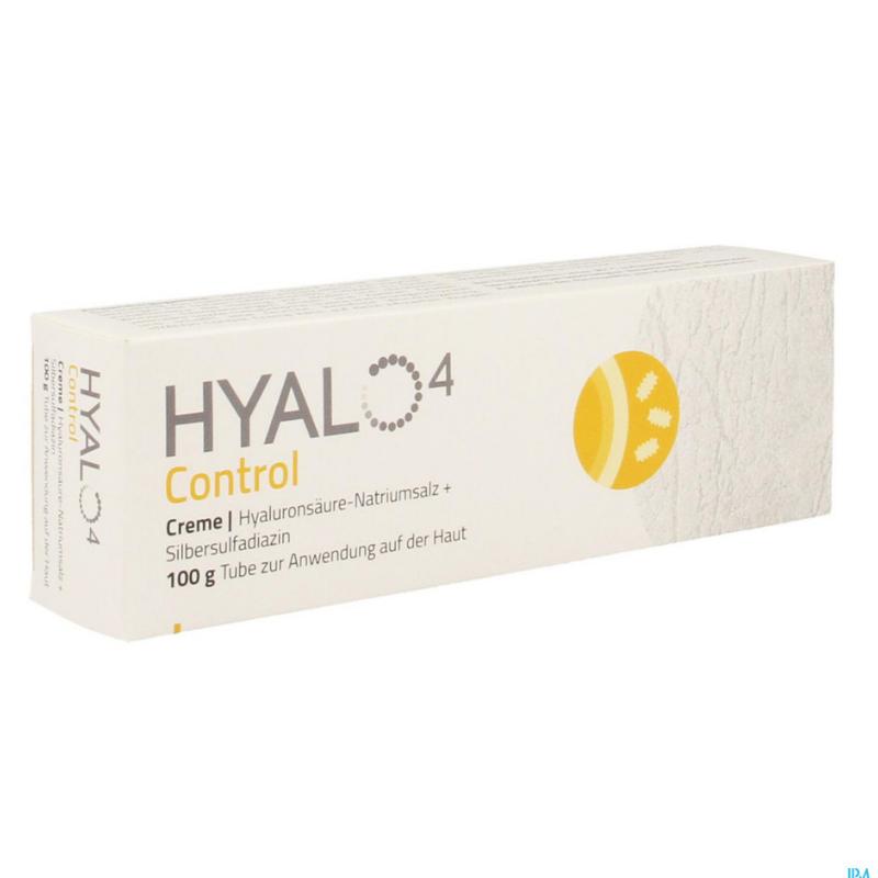 Hyalo4 Control crema, 100 g, Fidia Farmaceutici
