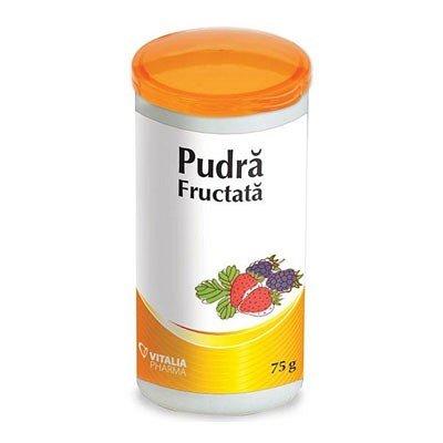 Pudra fructata, 75g, Vitalia drmax.ro