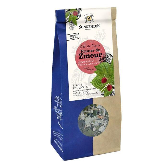 Ceai Bio Frunze de zmeur (Rubus idaeus), 50g, Sonnentor