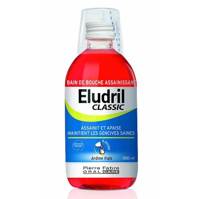 Apa de gura, 500 ml, Eludril imagine drmax.ro