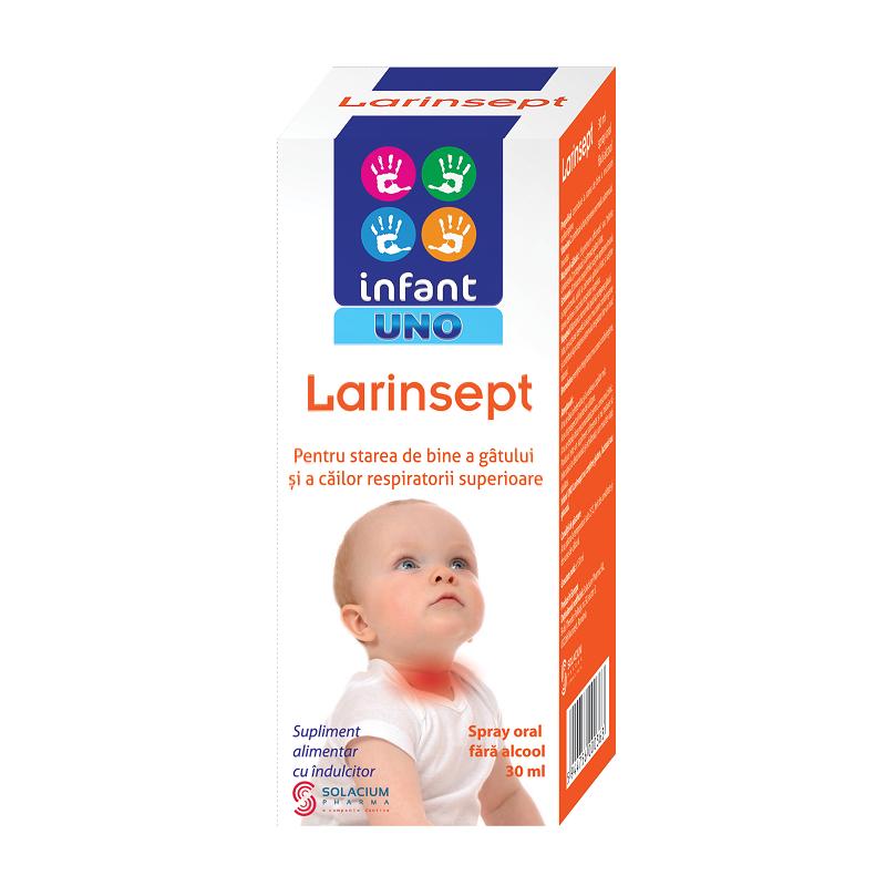 Larinsept spray, 30 ml, Solacium drmax.ro