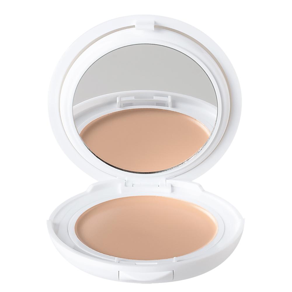 Fond de ten compact ten normal-mixt SPF 30 Couvrance Porcelaine 01, 10 g, Avene