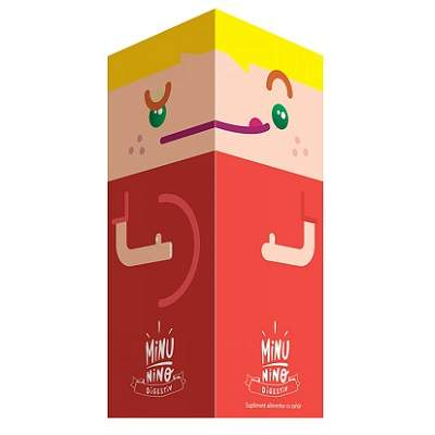 Sirop Digestiv Minu Nino, +6luni, 100ml, Medimow imagine produs 2021
