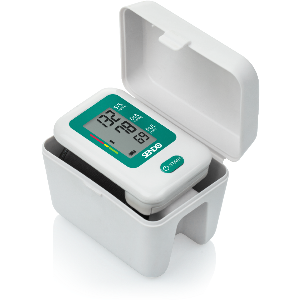 Tensiometru de incheietura portabil Smart 2, 1 bucata, Sendo imagine produs 2021
