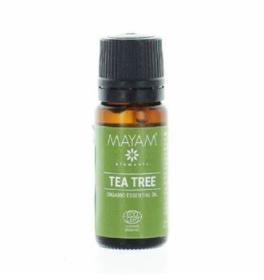Ulei esential de Tea Tree Bio, 10ml, Mayam imagine 2021 drmax.ro