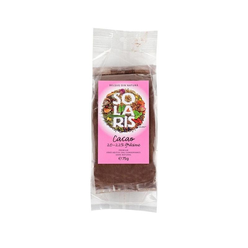 Cacao 20-22% grasime, 75g, Solaris