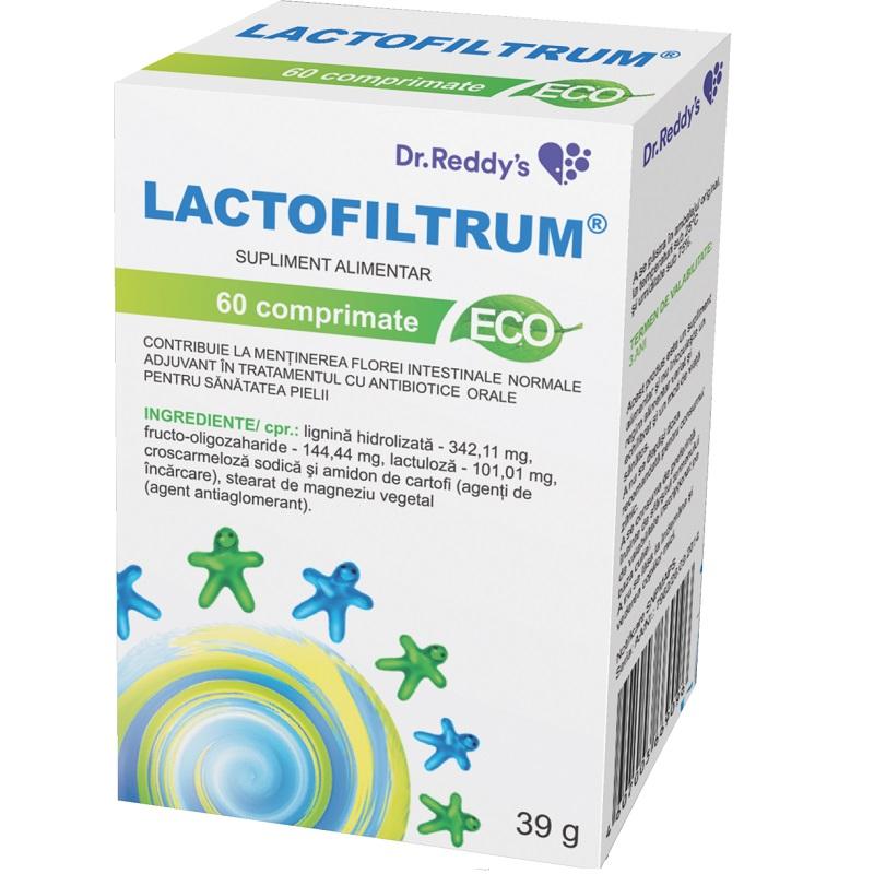 Lactofiltrum, 60 comprimate, Avva Rus imagine produs 2021