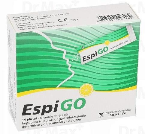 EspiGO, 14 plicuri, Berlin-Chemie la preț mic imagine