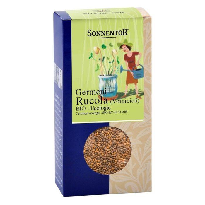 Seminte Bio - Germeni Rucola (Voinicica), 120g, Sonnentor drmax.ro