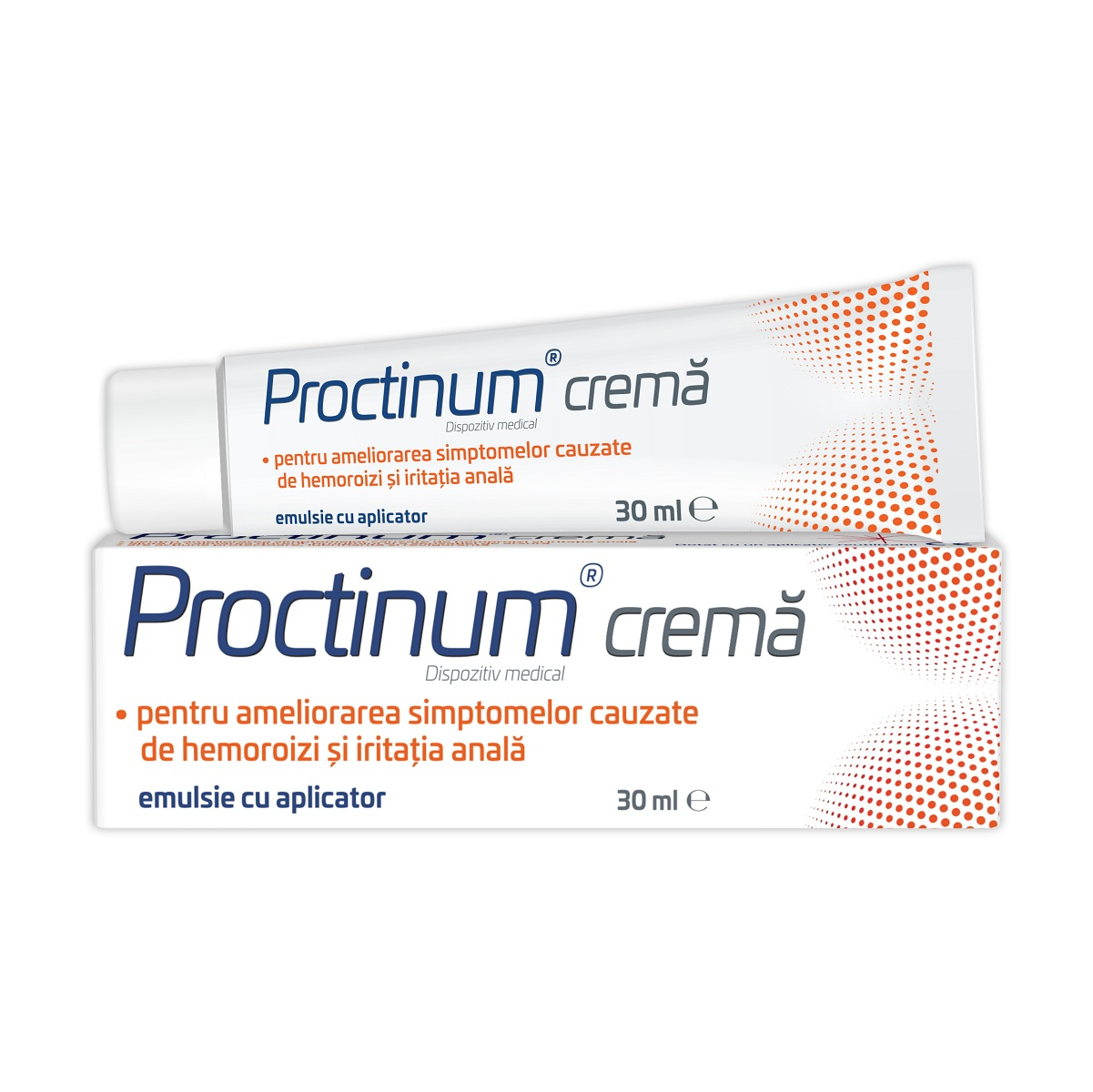Proctinum crema, 30 ml, Zdrovit imagine produs 2021