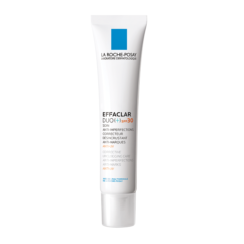 Tratament anti-imperfectiuni SPF 30 Effaclar Duo+, 40ml, La Roche-Posay