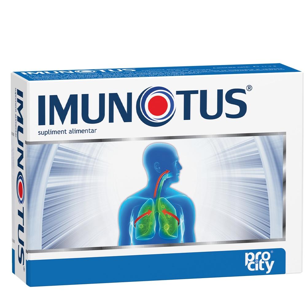 Imunotus, 20 capsule, Fiterman imagine produs 2021