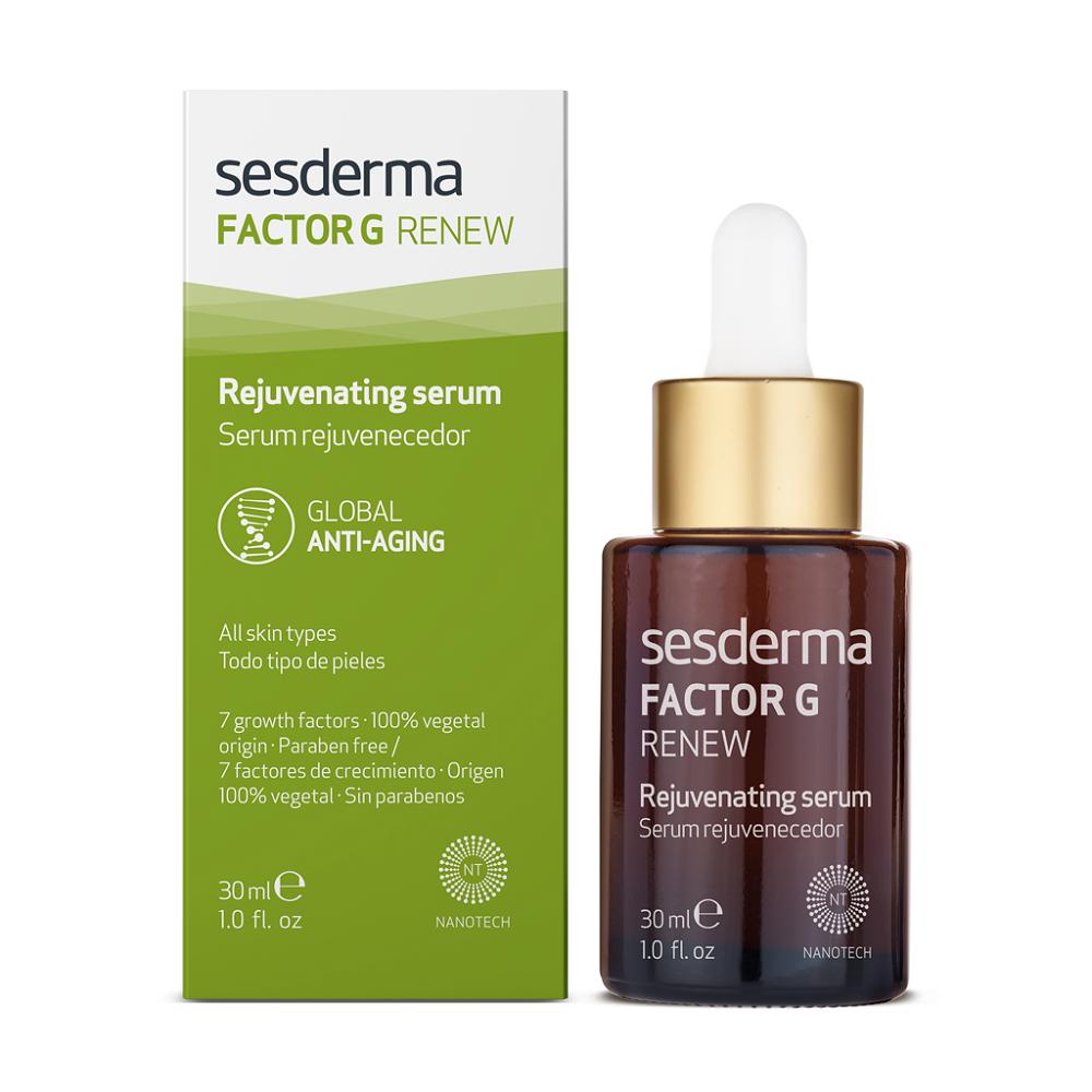 Ser cu efect de intinerire Factor G Renew, 30 ml, Sesderma drmax.ro