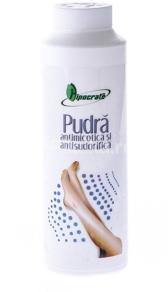 Pudra antimicotica si antisudorifica, 75 g, Omega Pharma