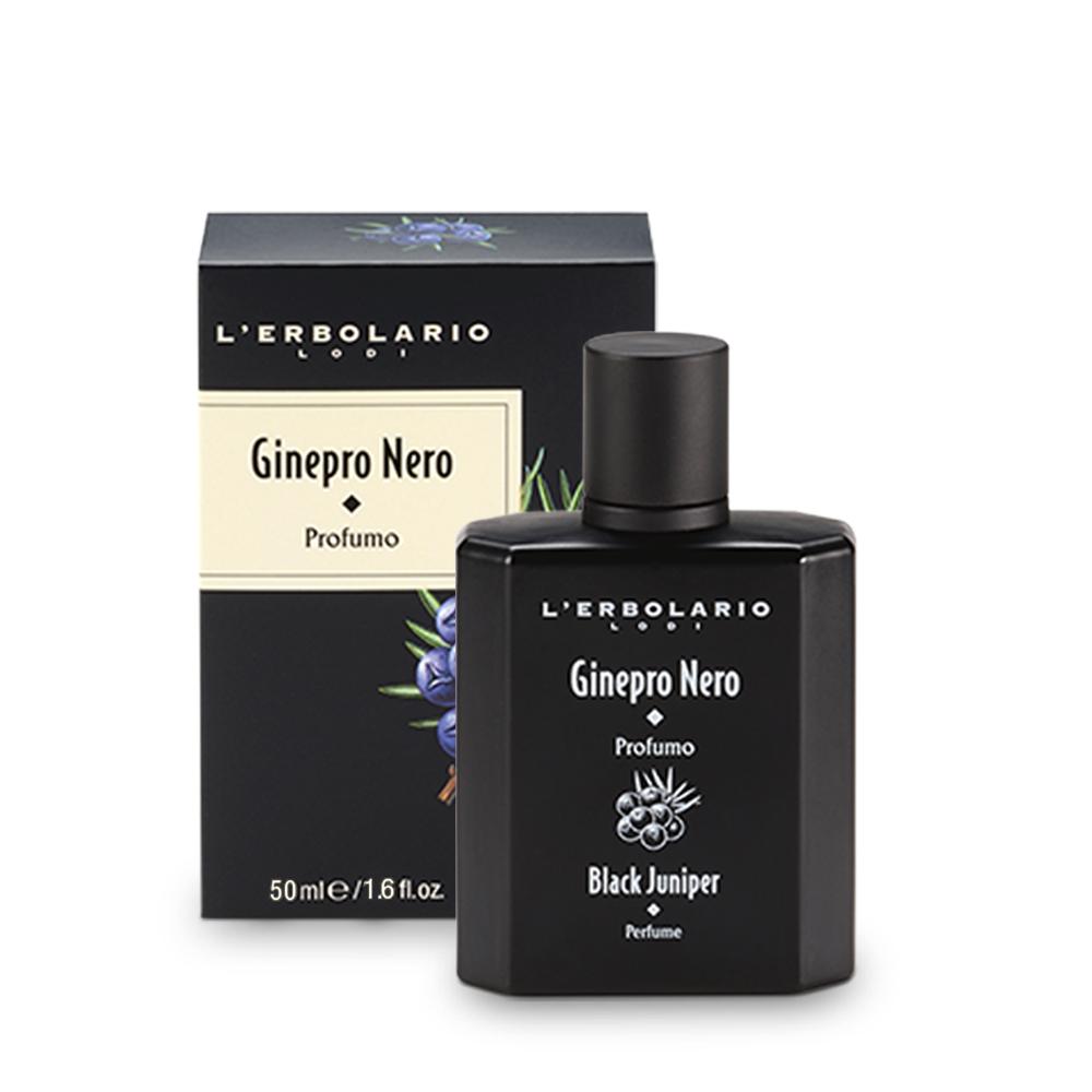 L'Erbolario Black Juniper Apa de parfum 50ml drmax.ro