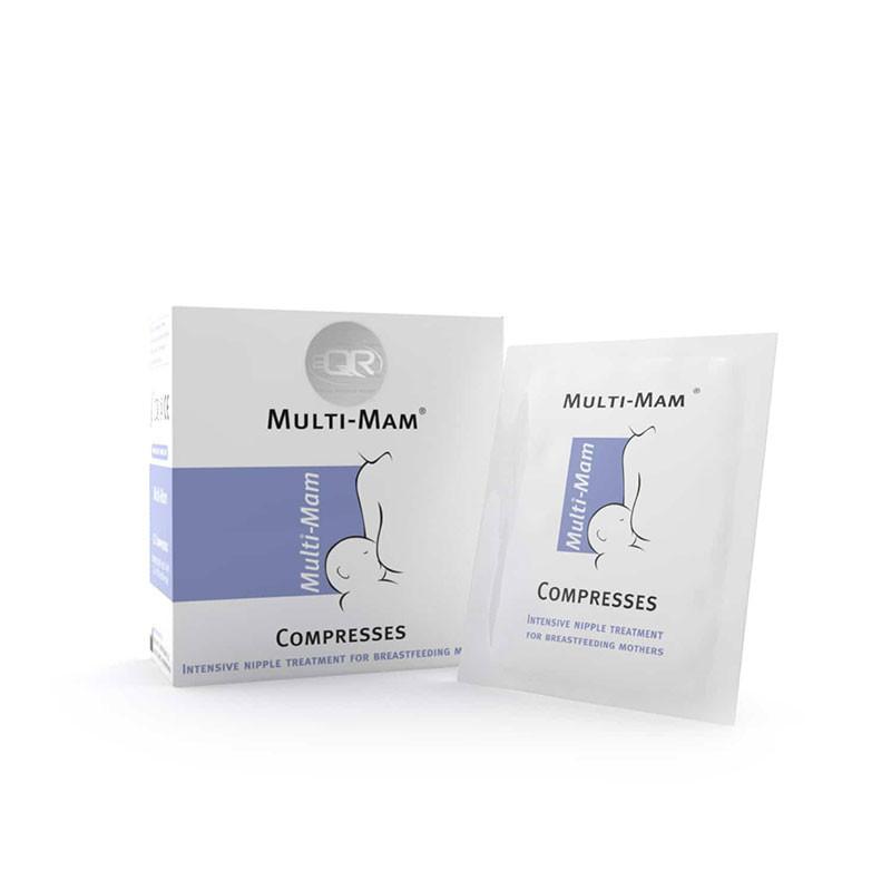 Comprese Multi-Mam, 12 bucati, Bioclin