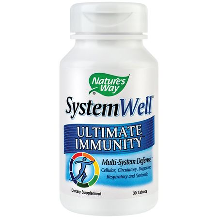 SystemWell Ultimate Immunity, 30 capsule, Secom imagine produs 2021