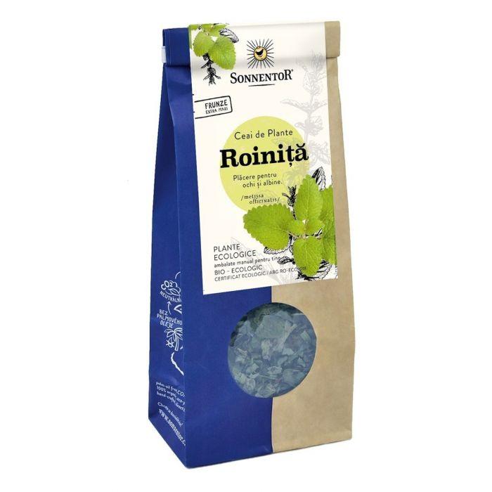 Ceai Bio Roinita (Melissa officinalis L.), 50g, Sonnentor drmax.ro