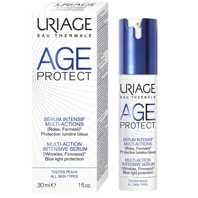 Serum intensiv anti-aging Age Protect, 30 ml, Uriage drmax.ro