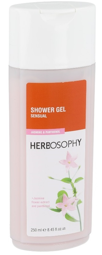 Herbosophy, Gel de dus cu extract de Iasomie, 250ml imagine produs 2021