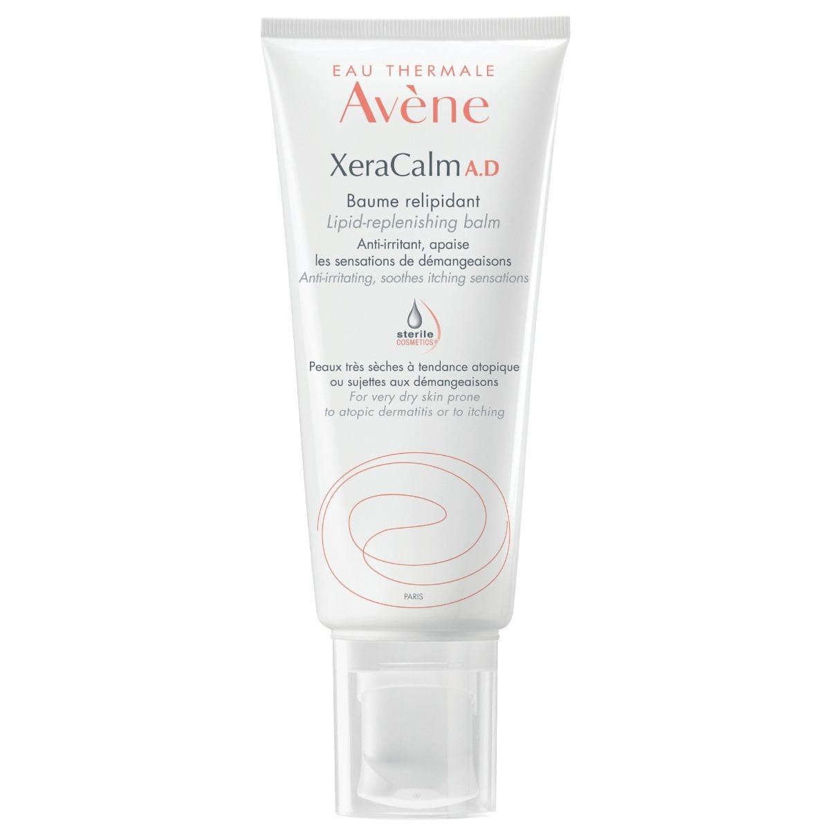 Balsam relipidant pielea uscata cu tendinta atopica XeraCalm A.D., 200 ml, Avene