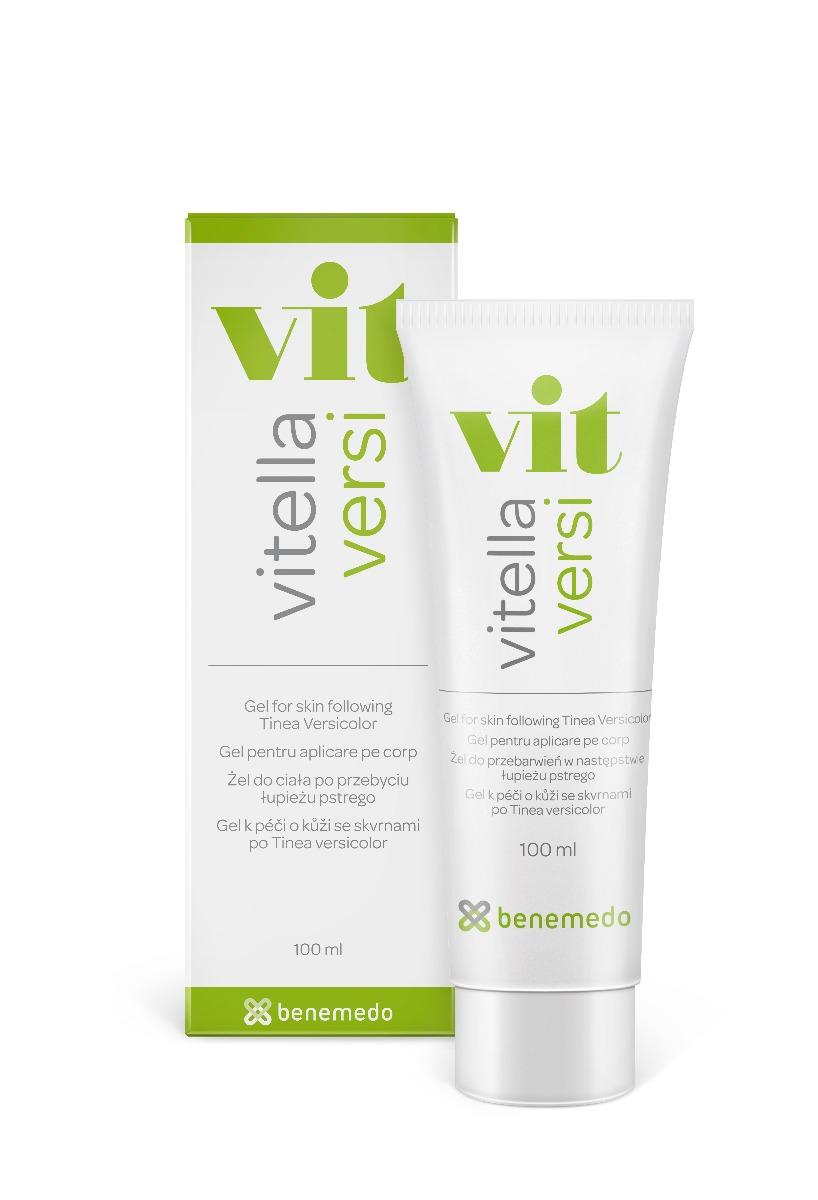 Gel pentru aplicare pe corp Vitella Versi Vit 100 ml, Benemedo drmax.ro