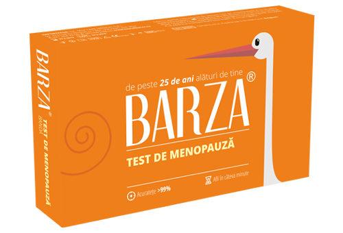 Test de menopauza Barza, Biotech