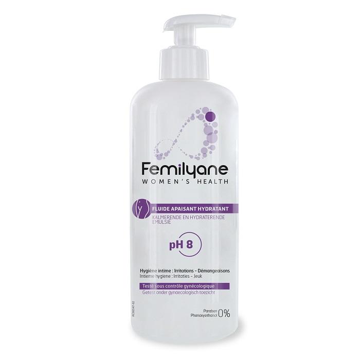 Gel pentru igiena intima pH 8 Femilyane, 200ml, Bailleul-Biorga drmax.ro