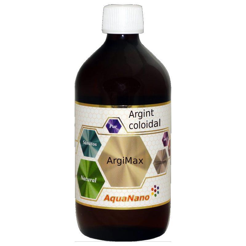 Argint Coloidal Argimax, 50 ml, Aghoras drmax poza