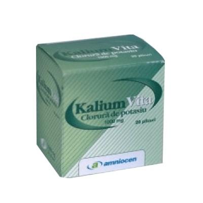Kalium Vita, 20 plicuri, Amniocen drmax poza