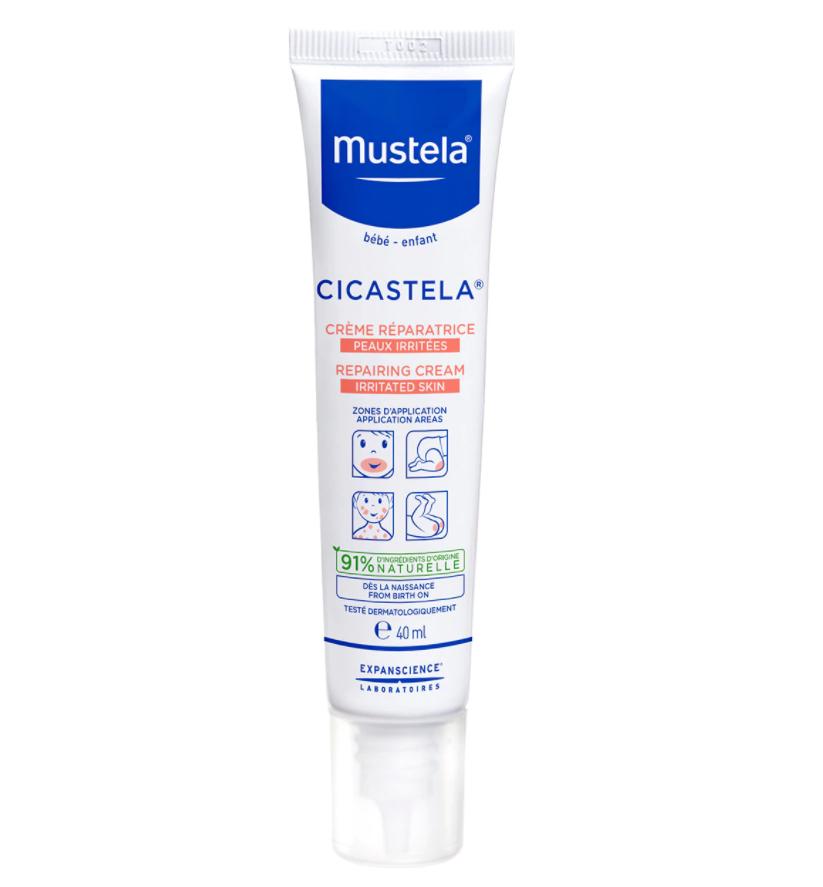 Crema reparatoare pentru piele iritata Cicastela, 40ml, Mustela drmax.ro