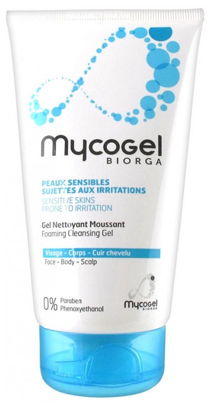 Gel spalare antimicotic Myogel, 150ml, Biorga