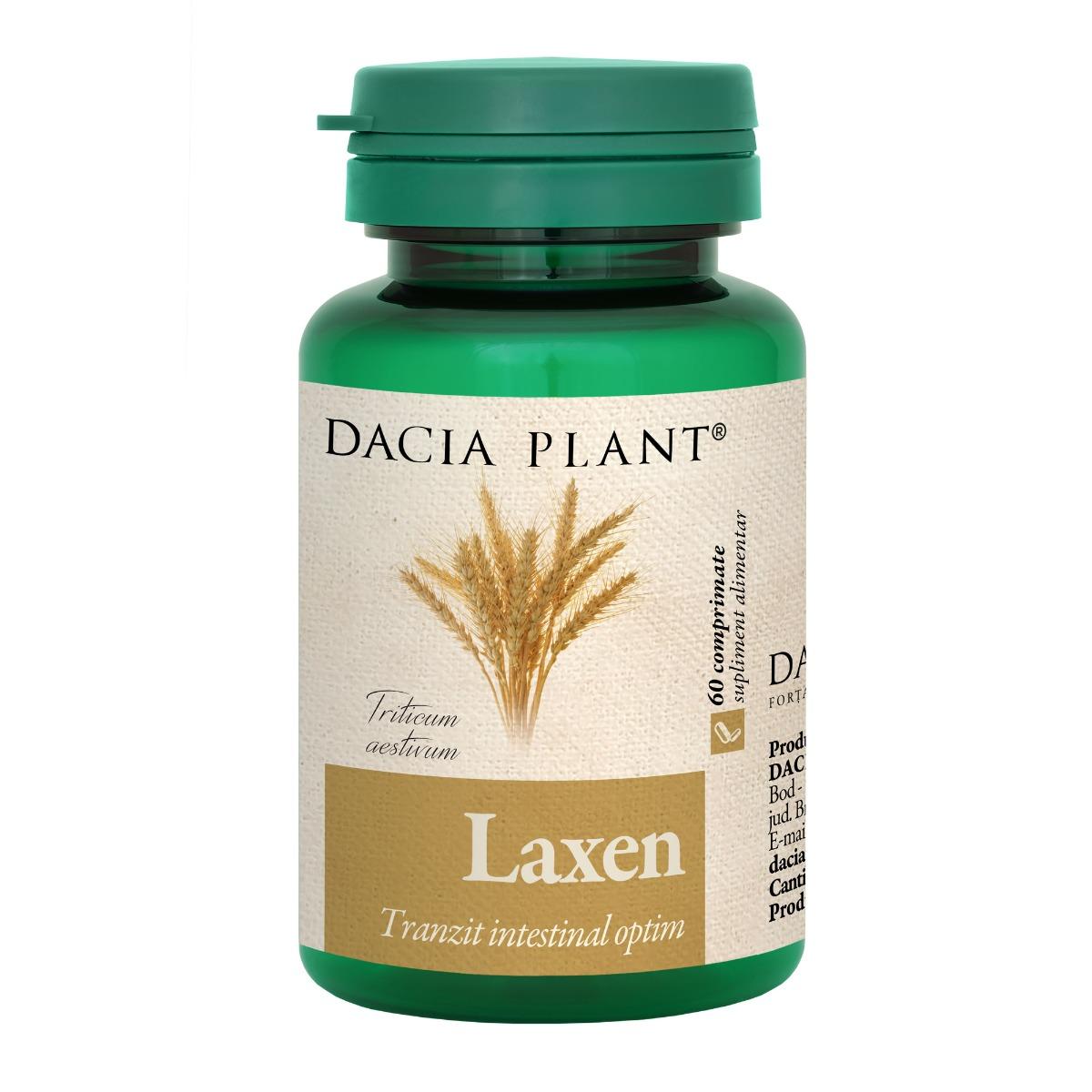 Laxen, 60 comprimate, Dacia Plant drmax.ro