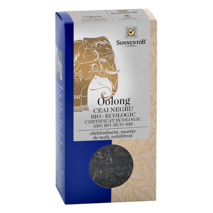 Ceai Bio Ceai Oolong (Camellia Sinensis), 40g, Sonnentor