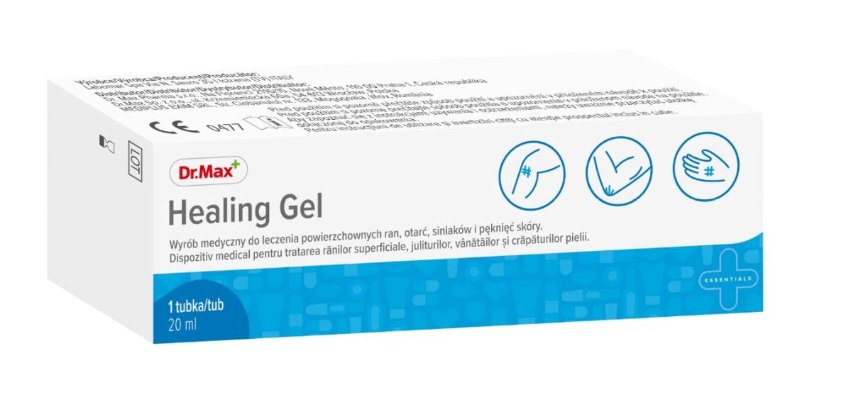 Dr.Max Healing gel, 20ml imagine produs 2021