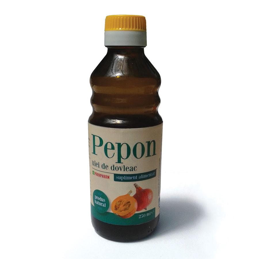 Pepon cu ulei de Dovleac, 30 capsule, Parapharm drmax poza