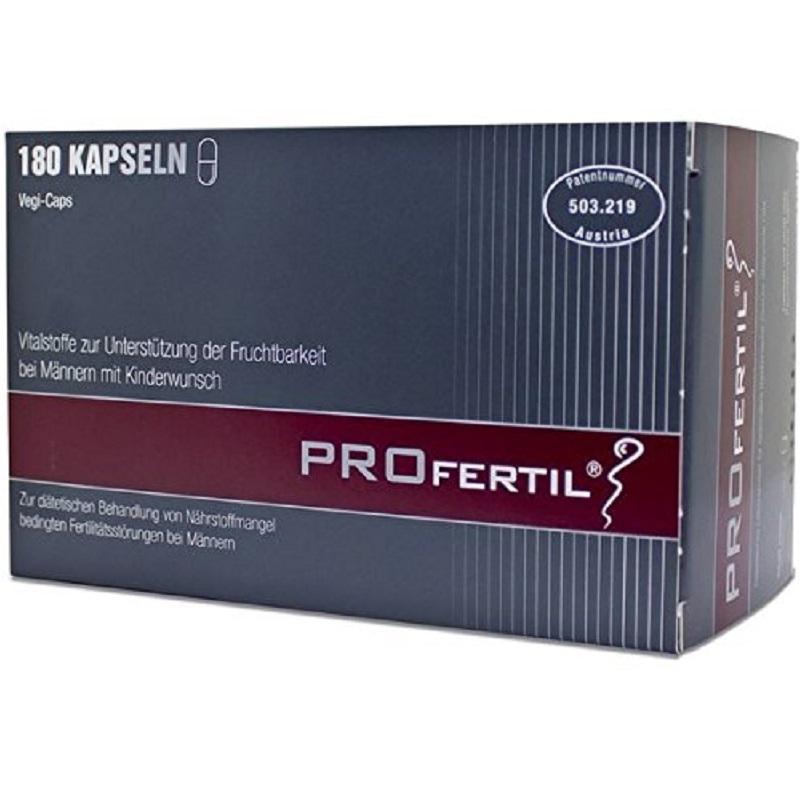 Profertil pentru barbati, 180 capsule, Lenus Pharma drmax.ro