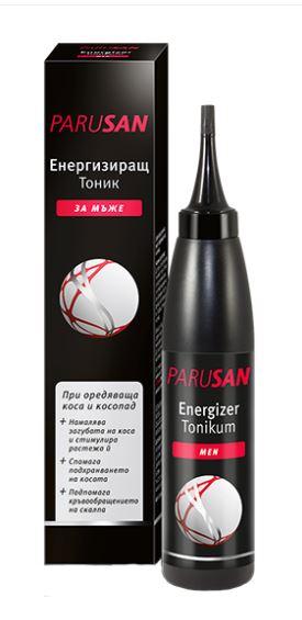 Tonic energizant pentru barbati, 200ml, Parusan imagine produs 2021