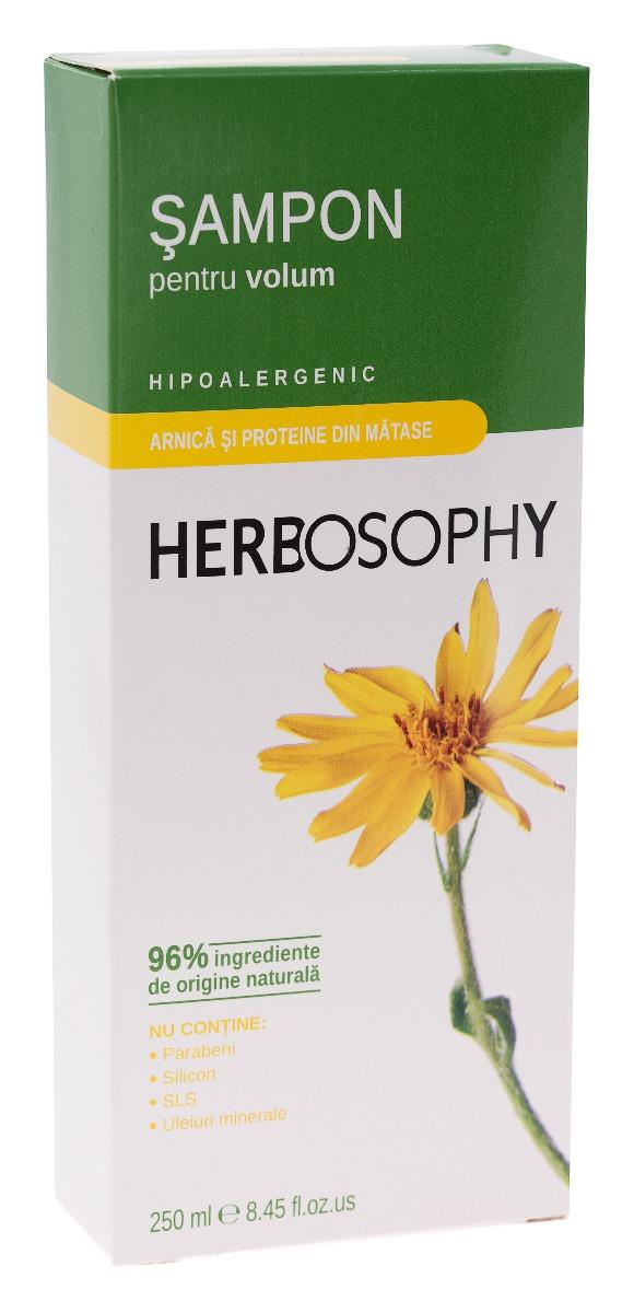 Herbosophy, Sampon cu extract de Arnica, 250ml imagine produs 2021
