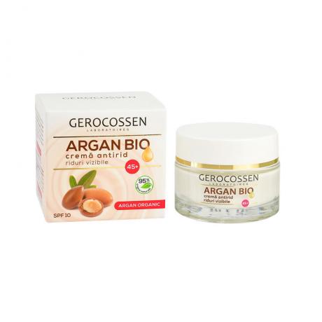 Crema antirid Argan Bio pentru 45+, 50ml, Gerocossen imagine produs 2021