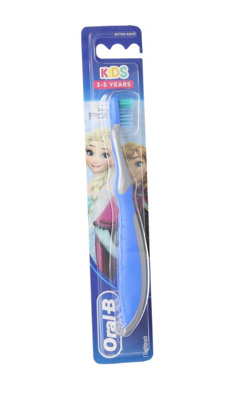 Periuta de dinti Kids Frozen, 1 bucata, Oral-B drmax.ro