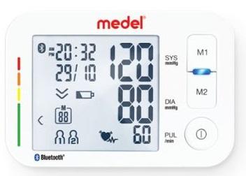Tensiometru automat cu Bluetooth Medel iCare, 1 bucata, Medel drmax.ro