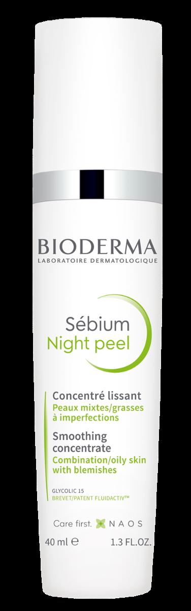 Ser cu efect de peeling Sebium, 40ml, Bioderma drmax.ro