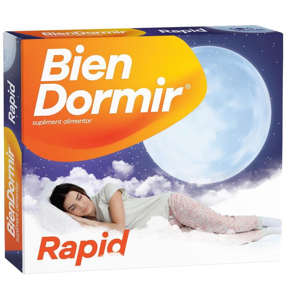 Bien Dormir Rapid, 10 capsule, Fiterman drmax poza