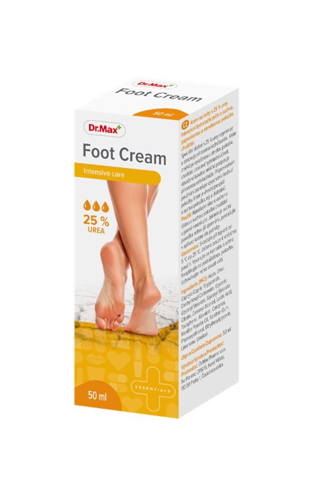 Dr.Max Crema pentru picioare 25% uree 50ml imagine produs 2021