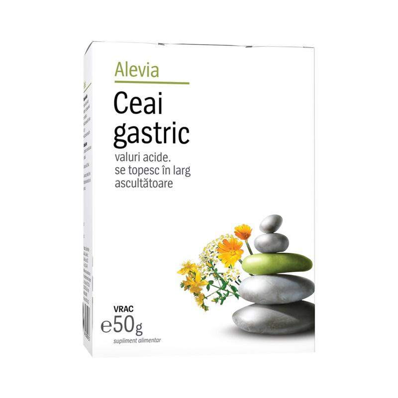 Ceai gastric, 50g, Alevia drmax.ro