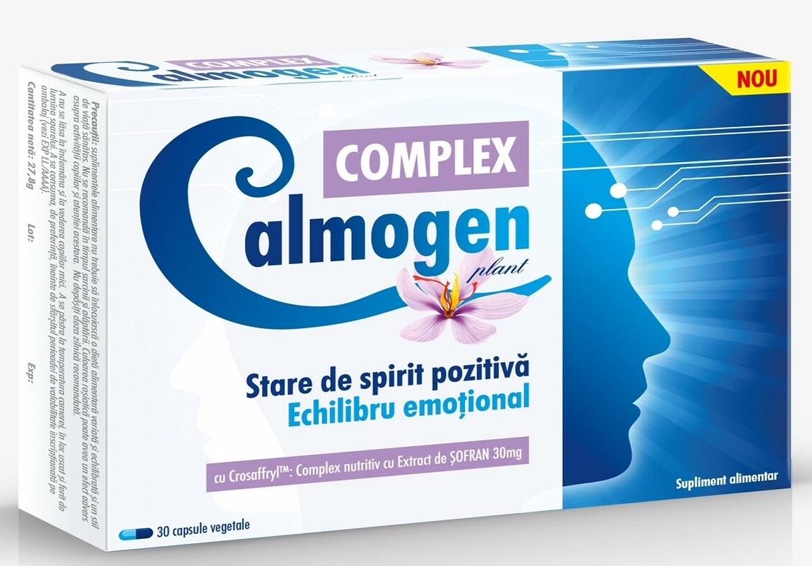 Calmogen plant Complex, 30 capsule, Omega Pharma