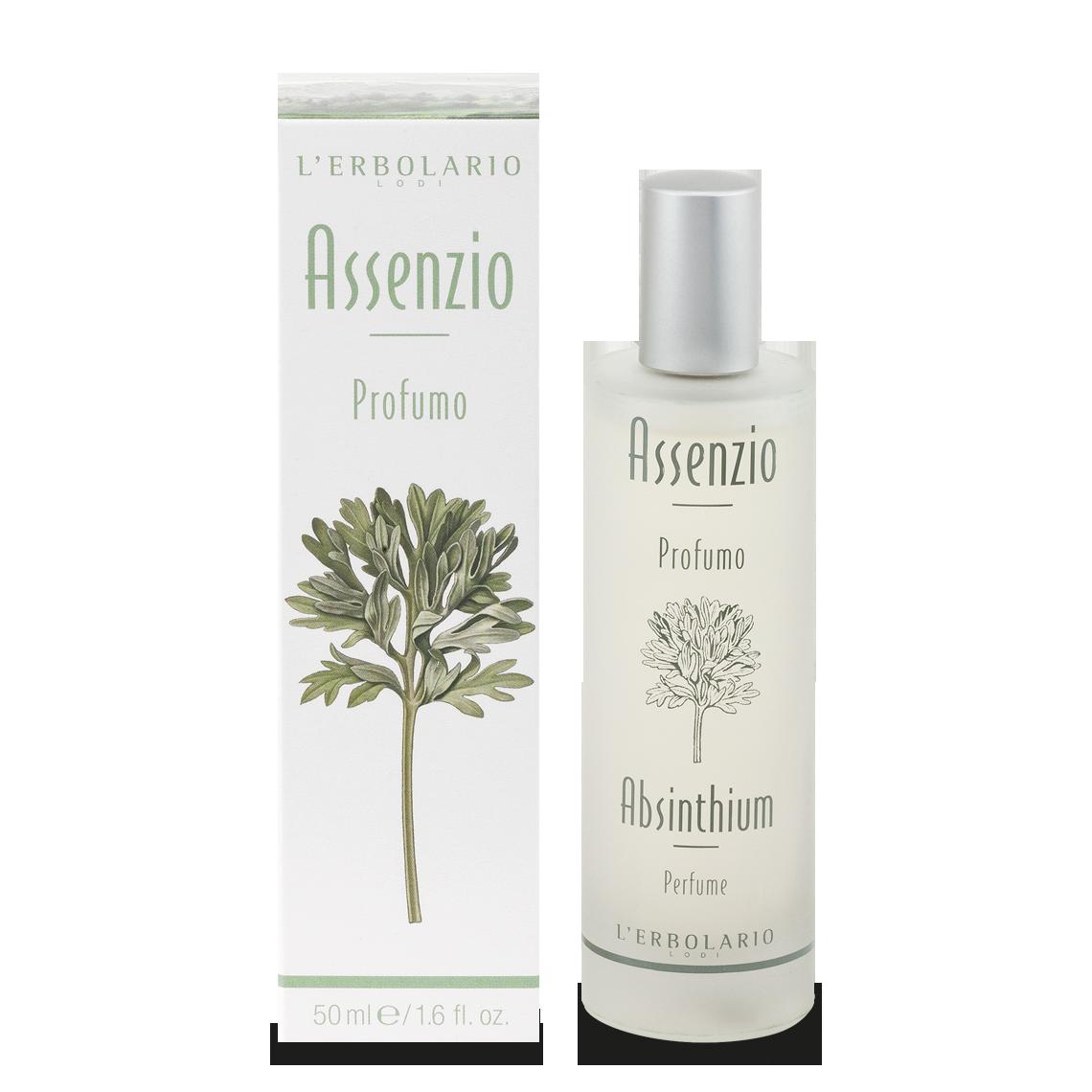 L'Erbolario Apa de parfum Absinthium, 50ml drmax.ro
